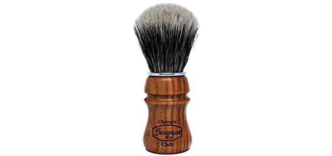 Semogua Owners Club - Wood Shaving Brush