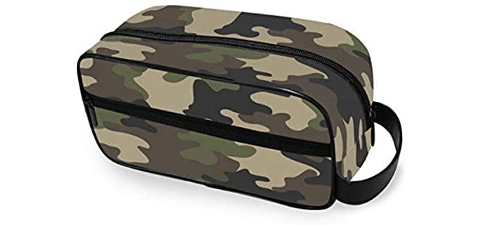 Vousme Organizer - Military Shaving Bag