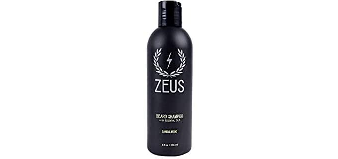 Zeus Natural - Beard wash for Danruff