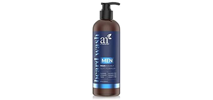 ArtNaturals Natural - Anti-Danruff beard Shampoo