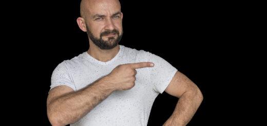 Shaving Balm for Bald Head